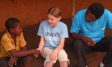 martha payne in Malawi